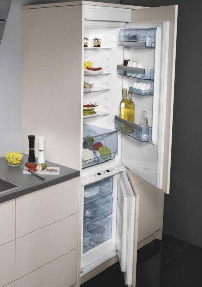 Встраиваемый холодильник от компании