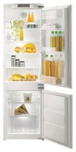встраиваемый двухкамерный холодильник Korting KSI 17875 CNF