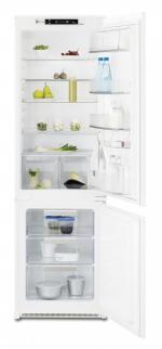 Встраиваемый двухкамерный холодильник Electrolux ENN 92803 CW