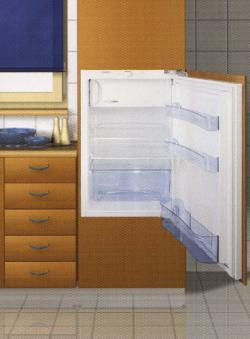 Встраиваемые холодильники Hansa